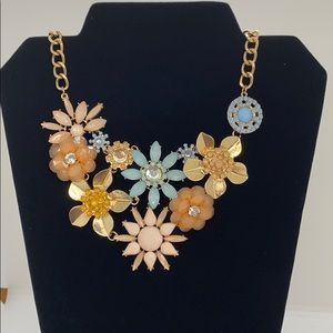 New Ashley Cooper Floral Necklace Statement